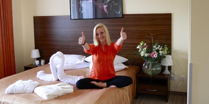 """5 dalykai, kurie man labai labai patiko viešbutyje """"Trasalis"""""""