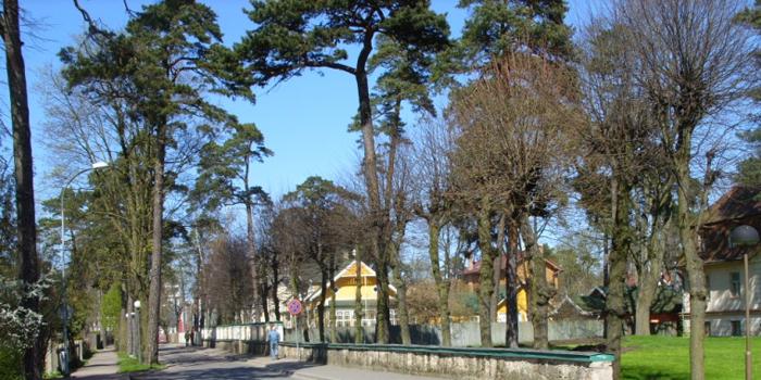 Latvijos Palanga - Jūrmala