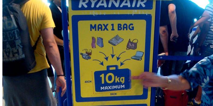 """Liemenė vietoje bagažo, arba """"In your face Ryanair!"""""""