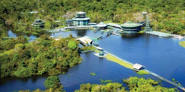 Ariau Amazon Towers viešbutis