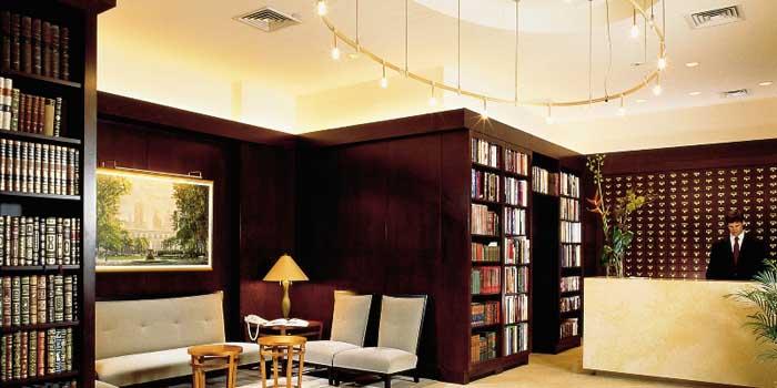Bibliotekininkės svajonių viešbutis