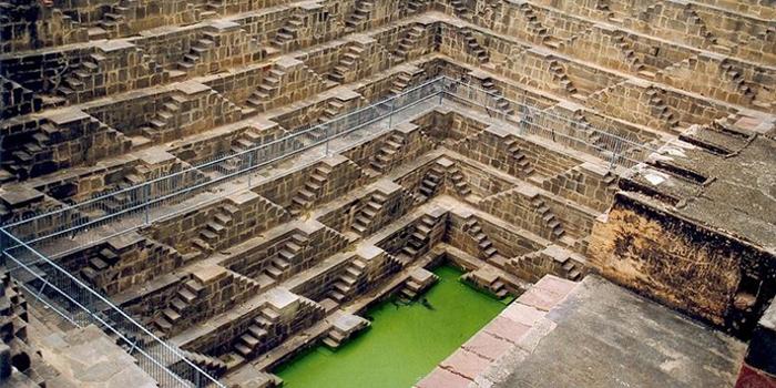 Šulinys Indijoje