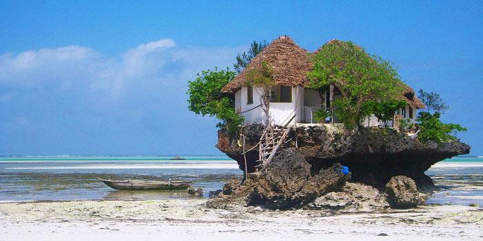 Restoranas Indijos vandenyne