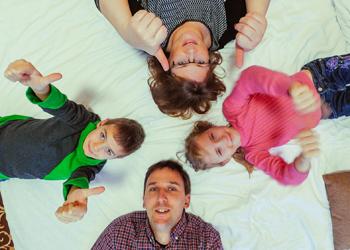 """Puikus laikas viešbutyje """"Gradiali"""" su visa šeima"""