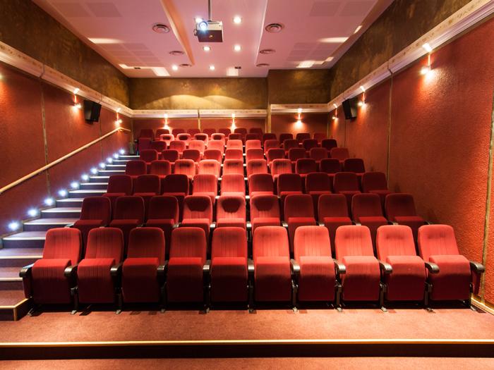 Norintiems praleisti vakarą kine, maloniai siūlome užsukti į viešbučio kino salę :)