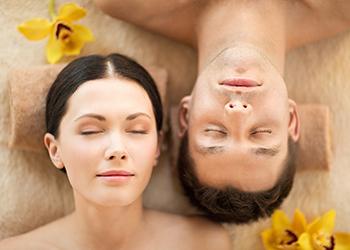 2 nakvynių poilsis su masažais ir vakariene DVIEM