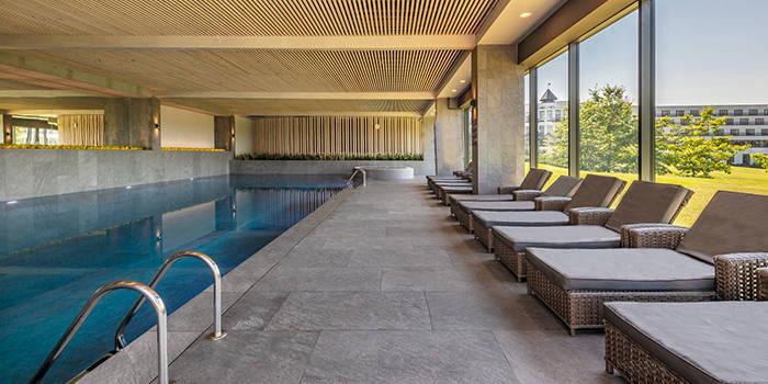 """Prizas: ★★★★ poilsis """"Vilnius Grand Resort"""" DVIEM + """"Vitality pool"""""""