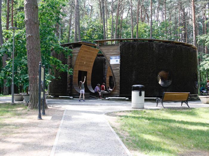 Tulpės sanatorija - Viešbučiai Birštone