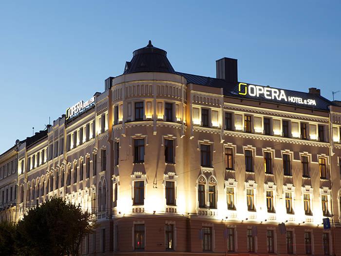 Opera Hotel & SPA - Viešbučiai Rygoje