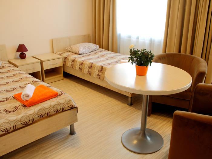 """Hotel of the Olympic centre """"Ventspils"""" - Viešbučiai Ventspilyje"""