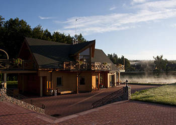 Jaukus poilsis viloje ir privati sauna KOMPANIJAI