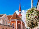 Tammasare - Viešbučiai Parnu