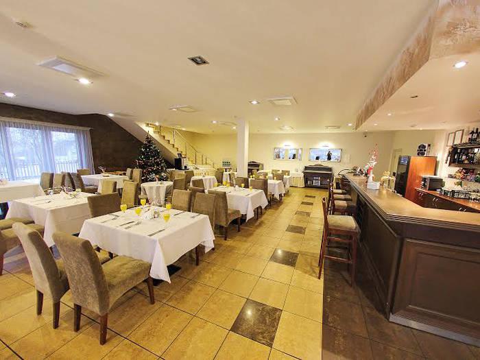Pabudus ryte Jūsų lauks gardūs pusryčiais jaukiame viešbučio restorane!