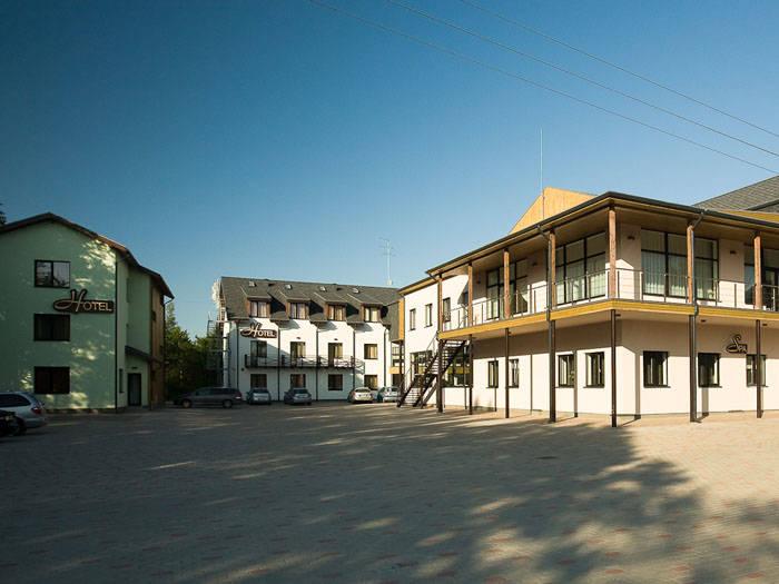 Hotel SPA Arkadia - Viešbučiai Engurės regione