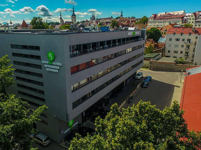 Kalev Spa Hotel and Waterpark - Viešbučiai Taline