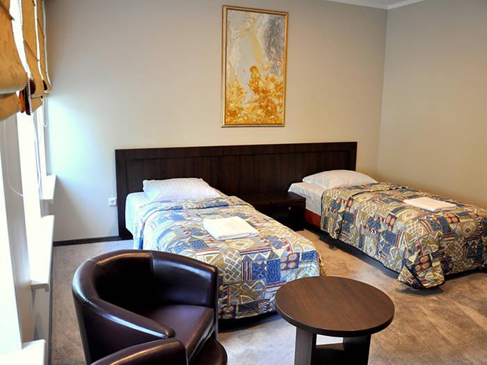 Domus hotel - Viešbučiai Birštone