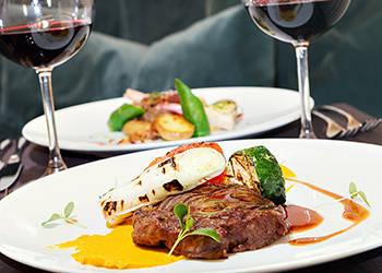 Vakarienė DVIEM Memory restorane Birštone