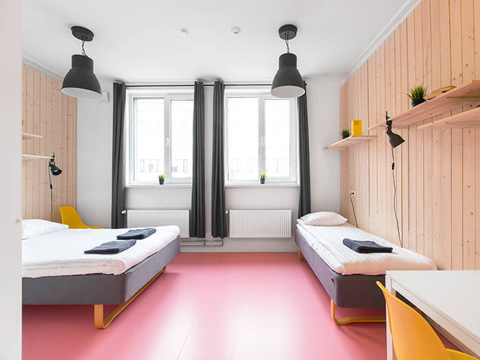 Hektor Design Hostel - Viešbučiai Tartu