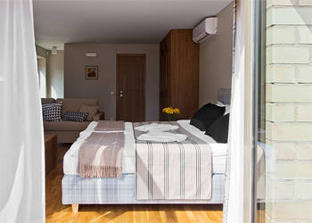 2 nakvynių poilsis apartamentuose pajūryje