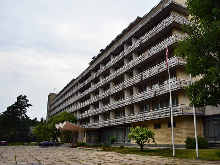 Sanatorija Jantarnij bereg - Viešbučiai Jūrmaloje