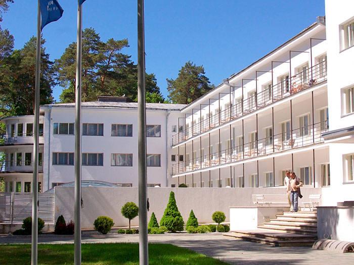 Narva-Jõesuu SPA &Sanatoorium - Viešbučiai Narva-Jõesuu