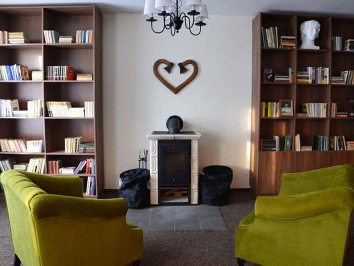 Klaipėda Art Hotel Bohema - Viešbučiai Klaipėdoje