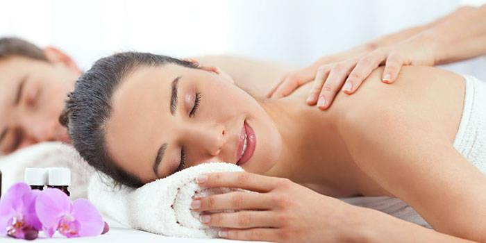 Klasikinis kūno masažas VIENAM + DOVANA