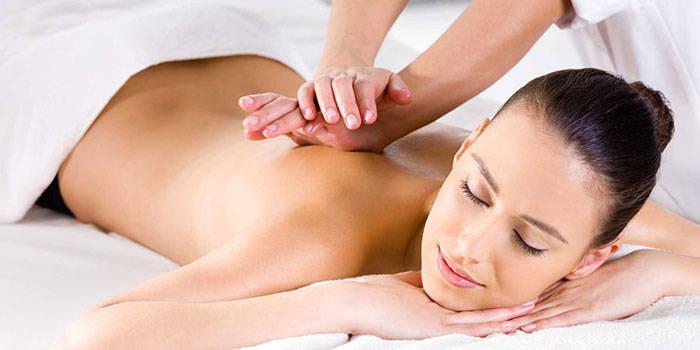 Gydomasis NUGAROS arba VISO KŪNO masažas