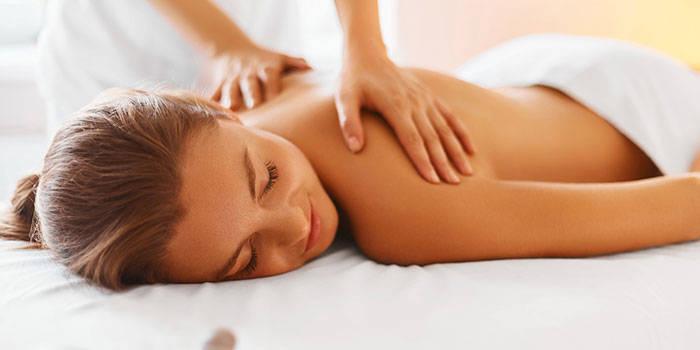 Nugaros ir sprando masažas Klaipėdoje