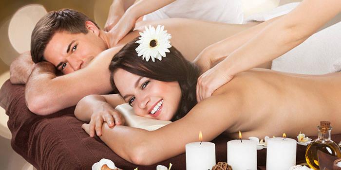 Ajurvedinis masažas su aliejais VIENAM arba DVIEM
