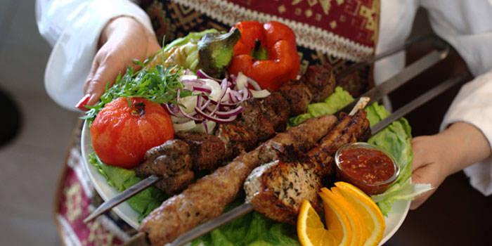 Armėniška vakarienė DVIEM Druskininkuose