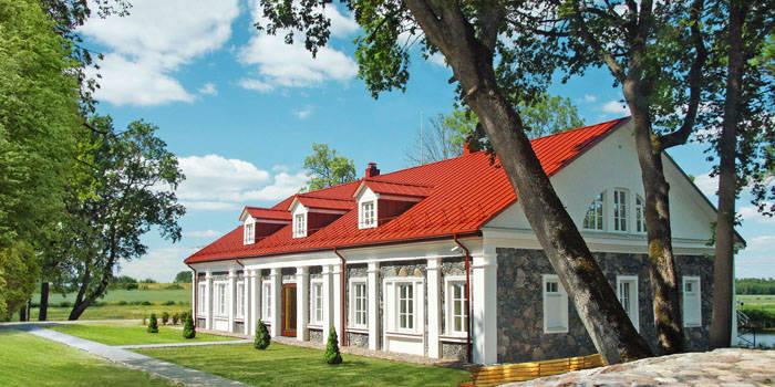 Bistrampolio Dvaras - Viešbučiai Panevėžyje