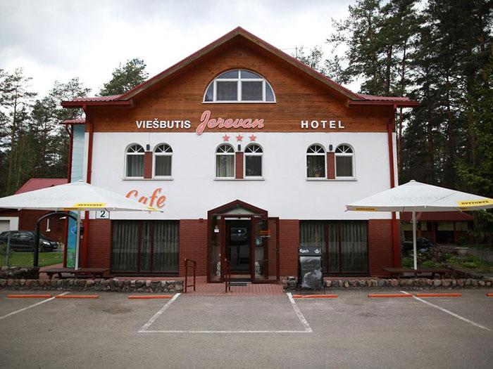 Jerevan - Viešbučiai Druskininkuose