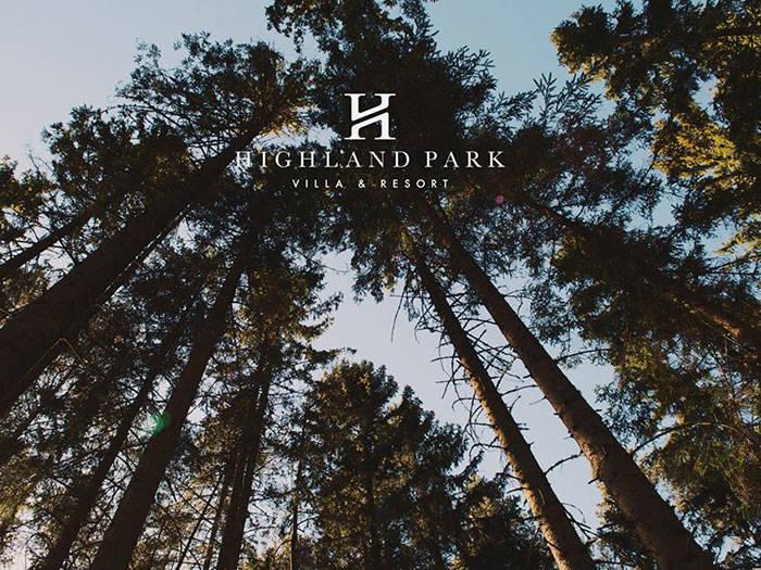 Highland Park villa & resort - Viešbučiai Anykščiuose