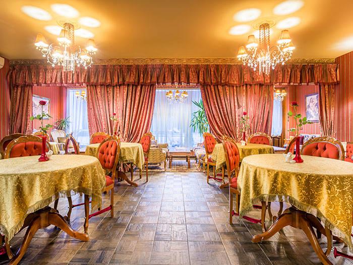 Sofijos rezidencija - Viešbučiai Birštone
