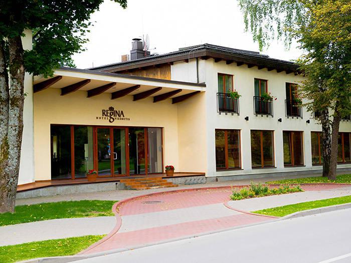 Regina - Viešbučiai Druskininkuose