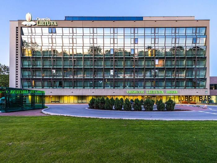 Grand SPA Lietuva - Viešbučiai Druskininkuose