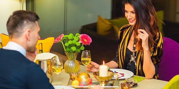 Romantiška nakvynė su vakariene ir privačiu SPA