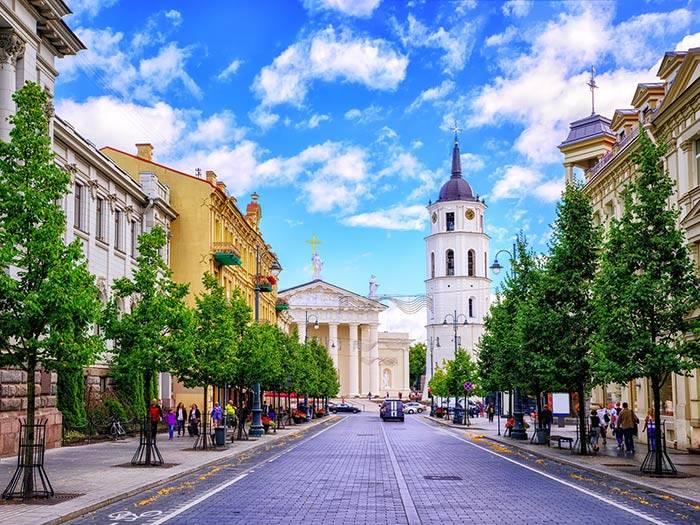 Forum Palace - Viešbučiai Vilniuje