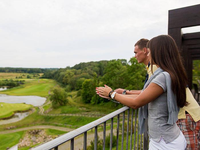 National Golf Resort - Viešbučiai Klaipėdos rajone