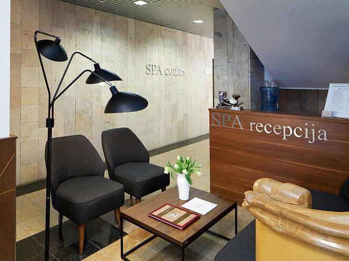 Amber Sea Hotel & SPA - Viešbučiai Jūrmaloje