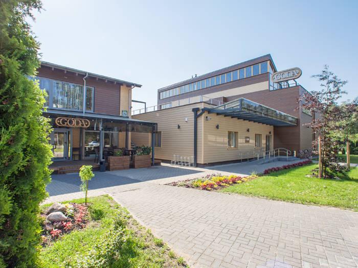 Viešbutis ir SPA GODA - Viešbučiai Druskininkuose