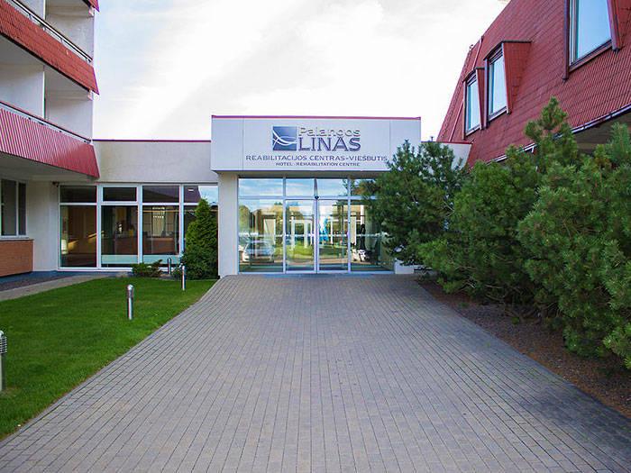 Palangos Linas - Viešbučiai Palangoje