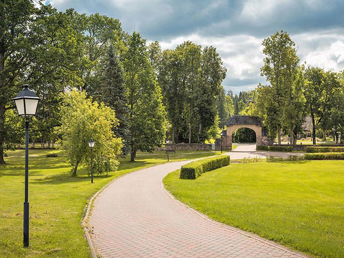 Castle Spa Wagenküll - Viešbučiai Valga raj.