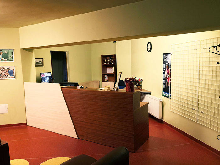 """Viešbutis ,,TENISAS"""" - Viešbučiai Palangoje"""