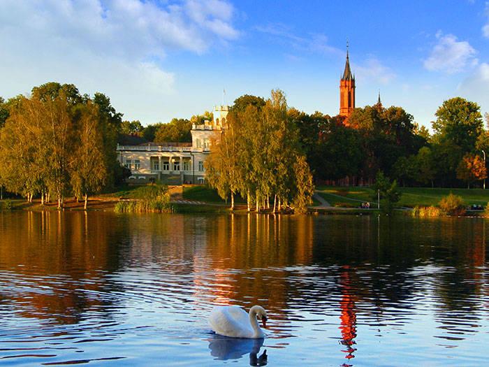 Pušynas Druskininkai - Viešbučiai Druskininkuose