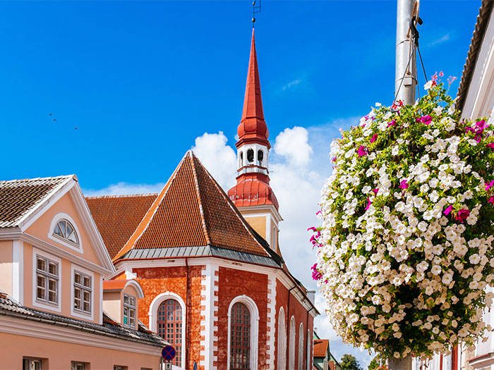 Tammsaare - Viešbučiai Parnu