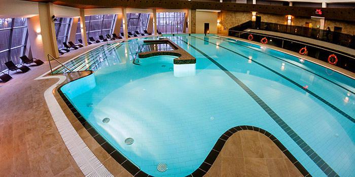 3 val. pirčių ir baseino komplekse VIENAM!