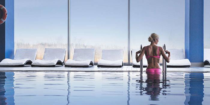 "★★★★ Poilsis su pusryčiais ir SPA ""Aqua pool"" DVIEM!"