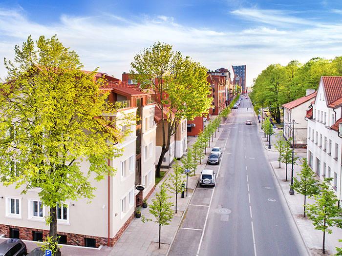 Dangė Hotel - Viešbučiai Klaipėdoje